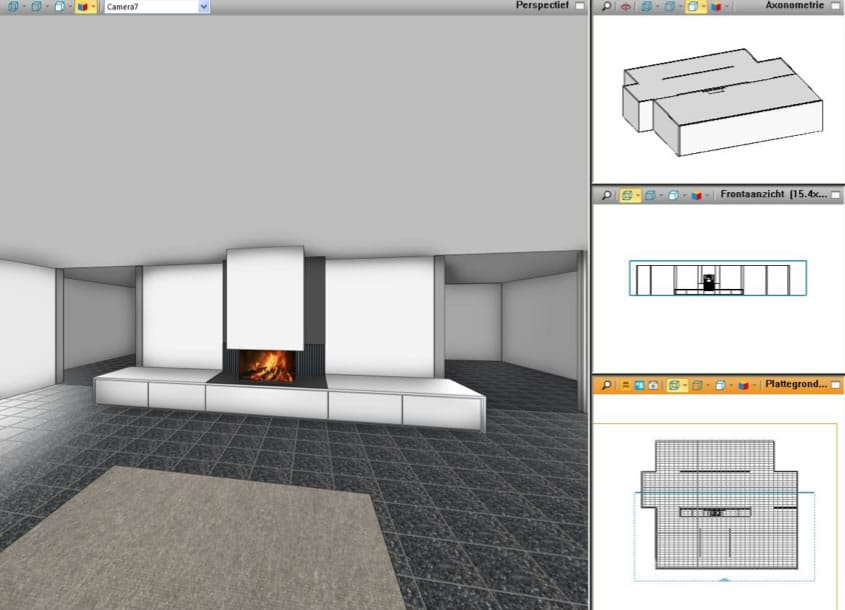 3d ontwerp van schets tot realisatie for Ontwerp 3d