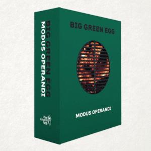 Big Green Egg Modus Operandus Kookboek