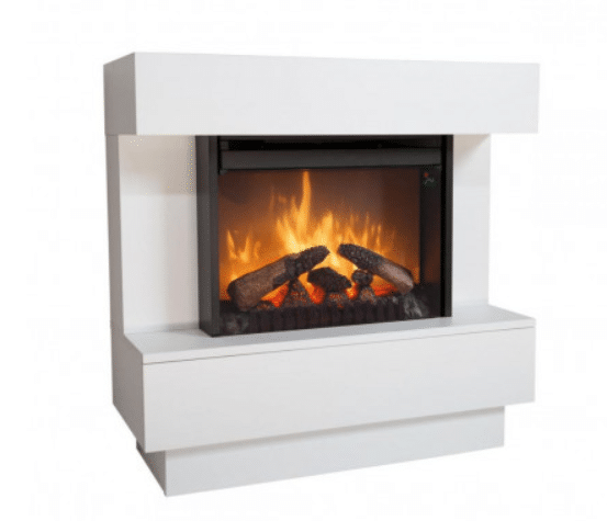 Dimpex Avalone White