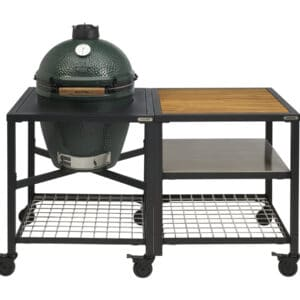 Big green egg workspace